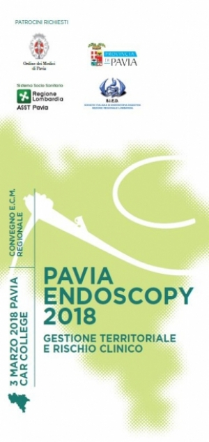 PAVIA ENDOSCOPY 2018